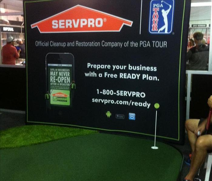 SERVPRO® at The Players Championship