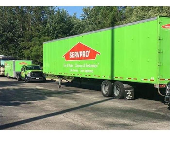 Large Commercial Loss? Not a Problem For SERVPRO of Fernandina Beach/Yulee/North Jacksonville