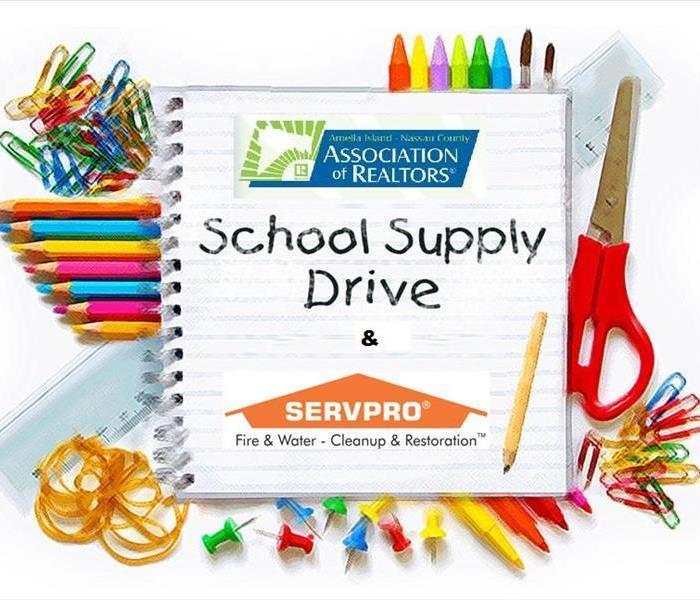 Community Back To School Supply Drive