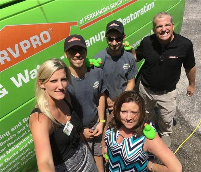 Community Accolades for SERVPRO Fernandina Beach/Yulee/North Jacksonville!