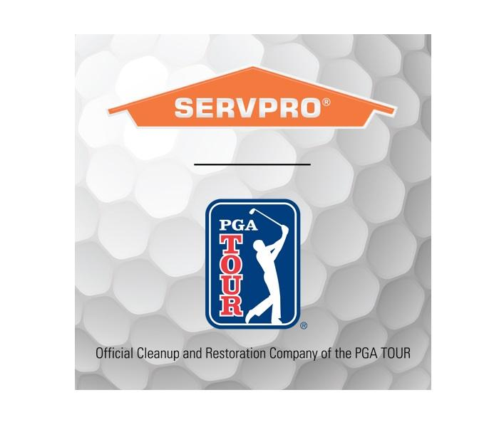 Community SERVPRO Joins PGA TOUR Official Marketing Partner Program