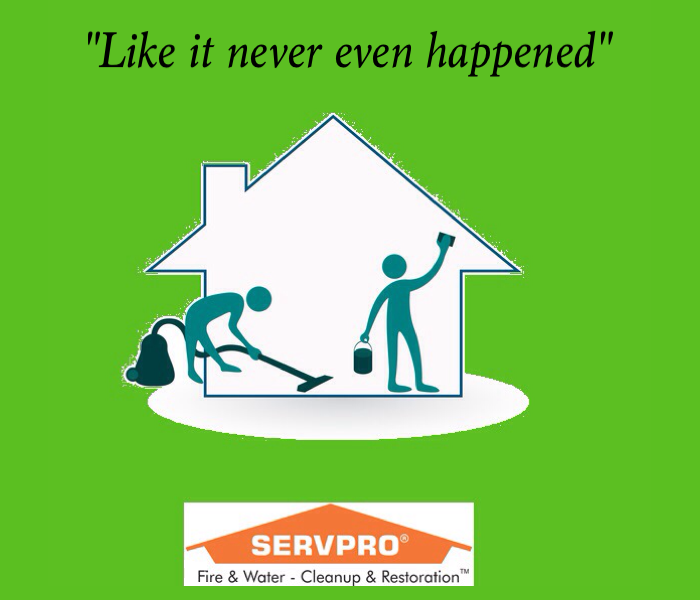Cleaning SERVPRO Fernandina Beach, Yulee, and North Jacksonville Cleaning Services